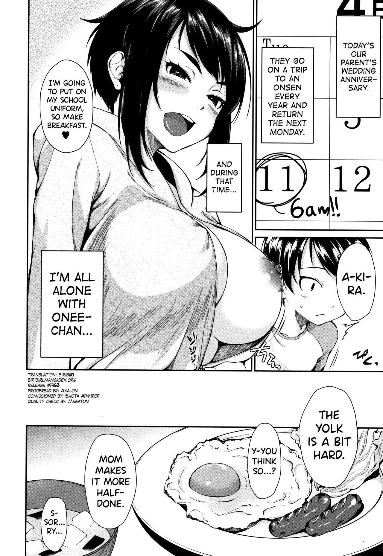[Kurokura Eri] Onee-chan to Issho! Ch.1-4 [English] [biribiri] 39