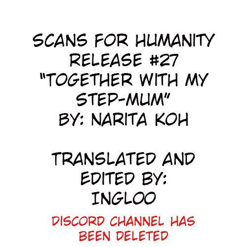 [ErotIs (Narita Koh)] Kaa-san to Issho | Together with my Step-Mum [English] [Scansforhumanity] [Digital] 39