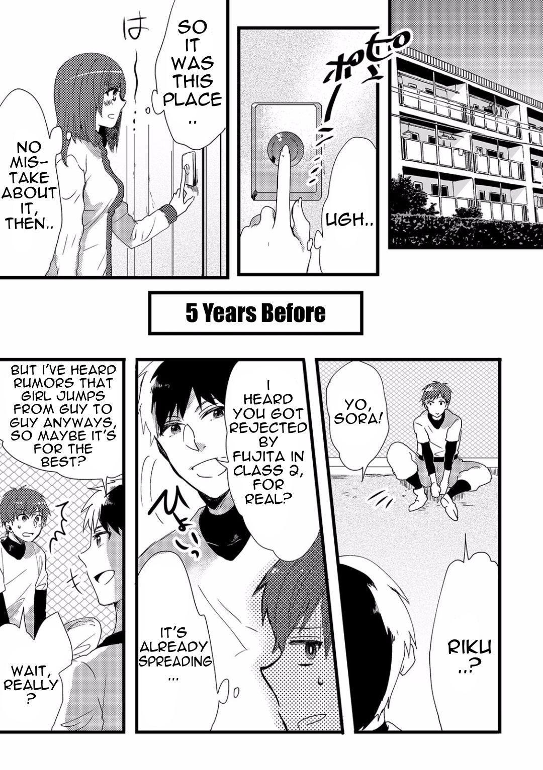 Ore ga Nyotaika Deliheal-jou!? Hajimete no Kyaku ga Shinyuutte... Uso! | I Was Turned Into A Girl and Forced to Sell My Body?! And My First Customer is My Best Friend.. No Way! 1 22