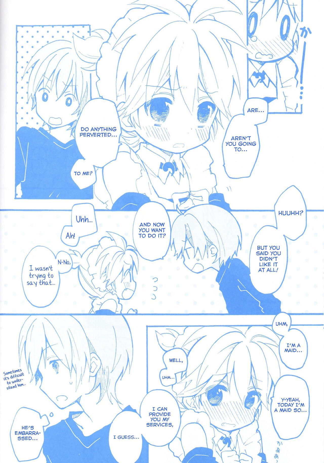 Len-kun to Asobou! 28