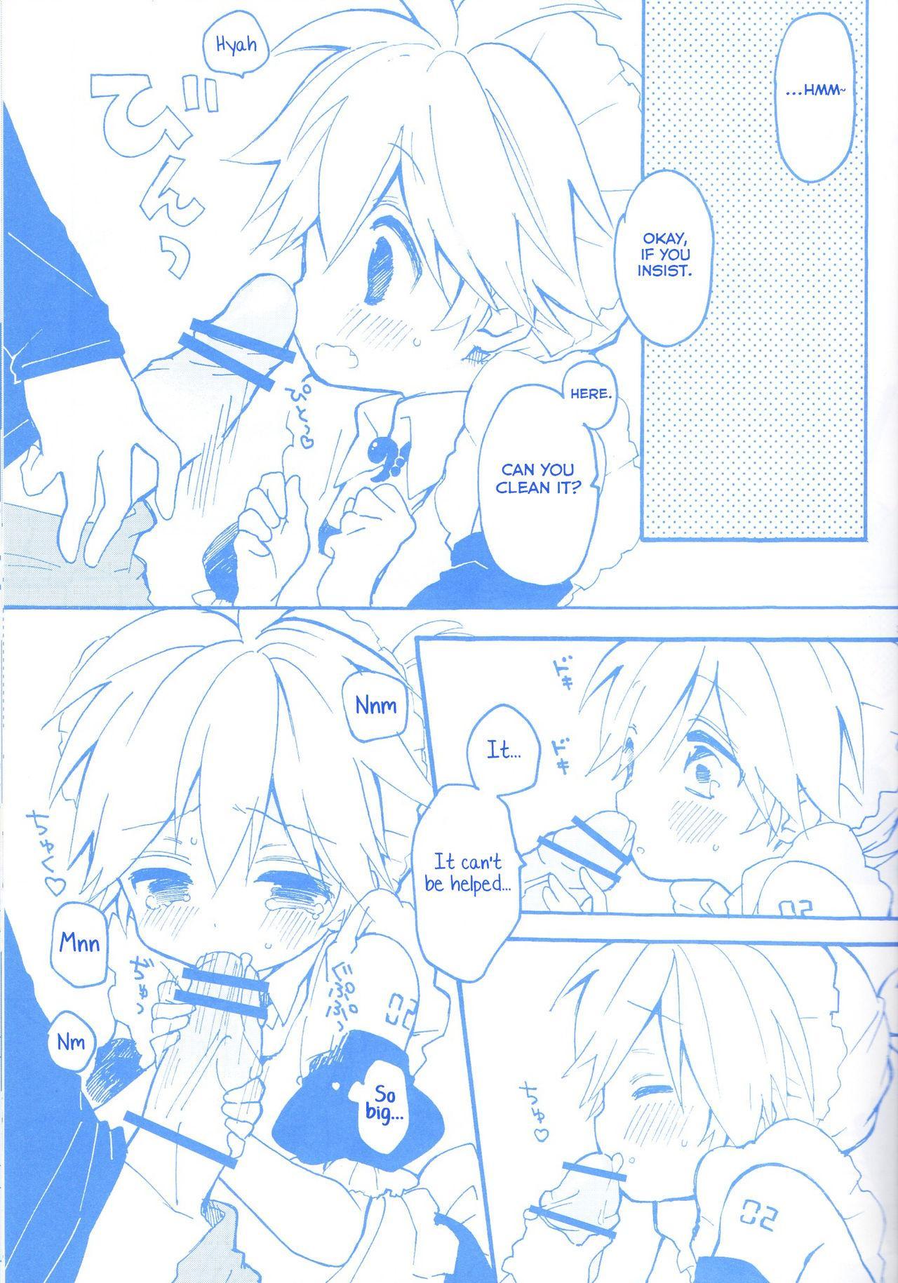 Len-kun to Asobou! 29