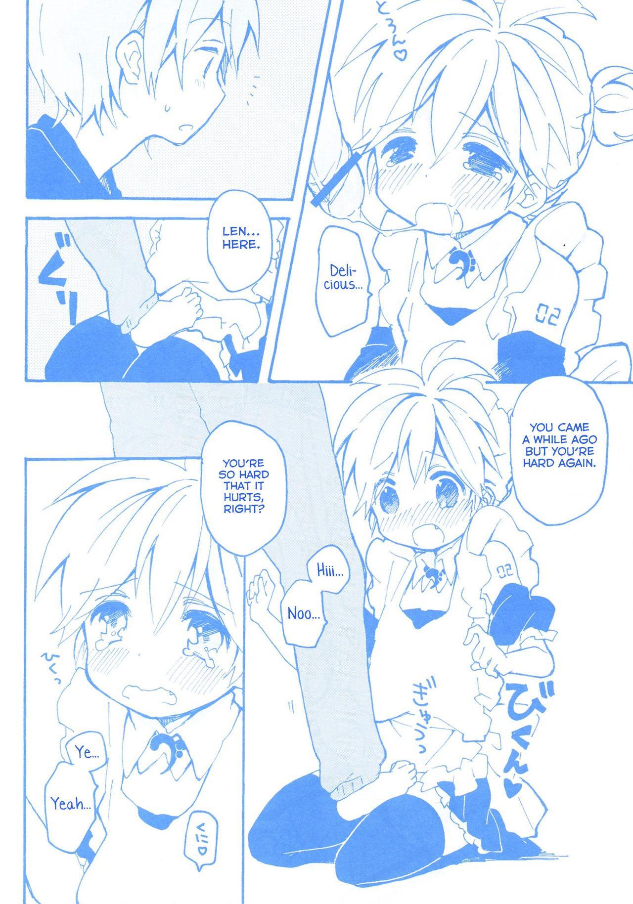 Len-kun to Asobou! 32