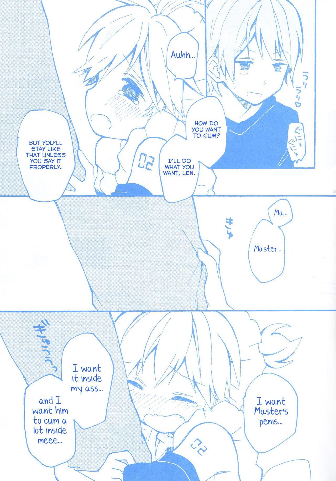 Len-kun to Asobou! 33