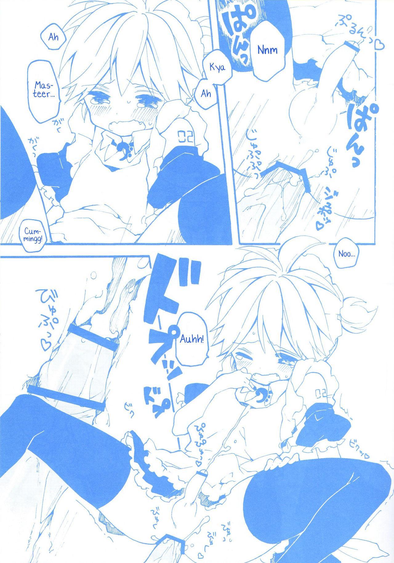 Len-kun to Asobou! 37