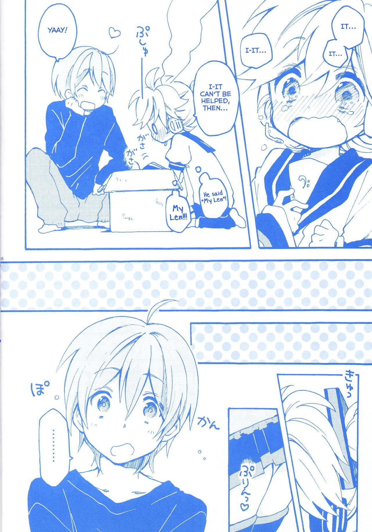 Len-kun to Asobou! 6