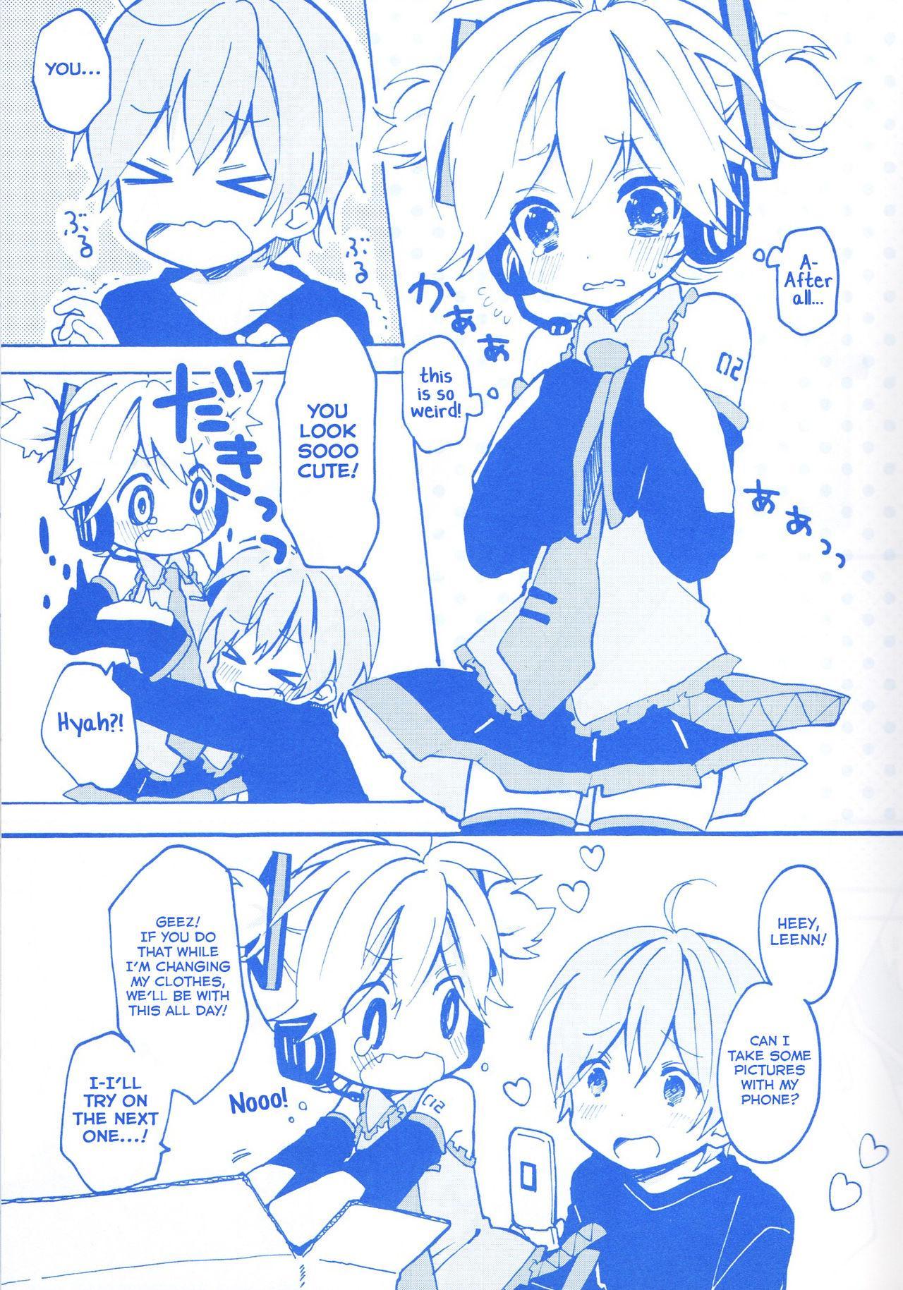 Len-kun to Asobou! 7