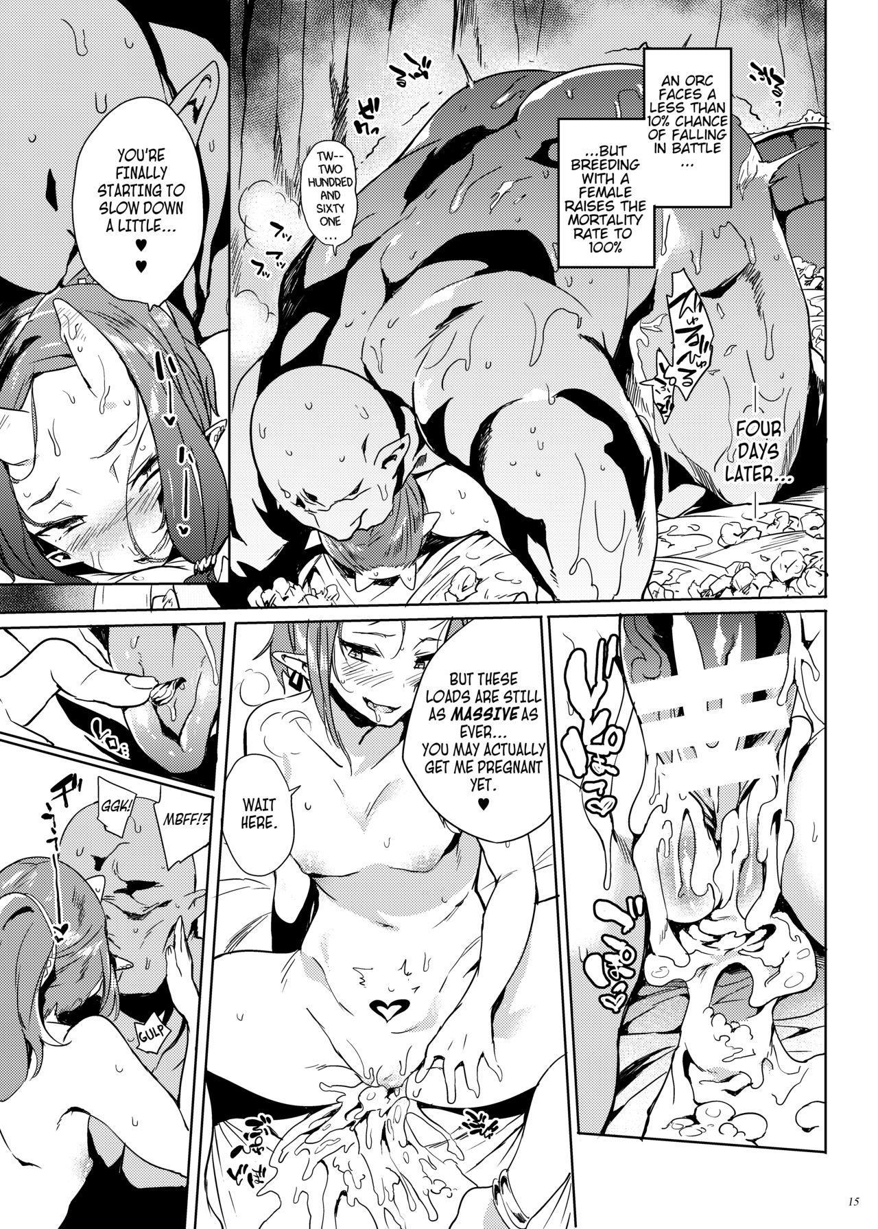 Orc no Ohime-sama wa Ranshi ga Tsuyosugiru | An Orc Princess's Eggs Are Crazy Strong! 13