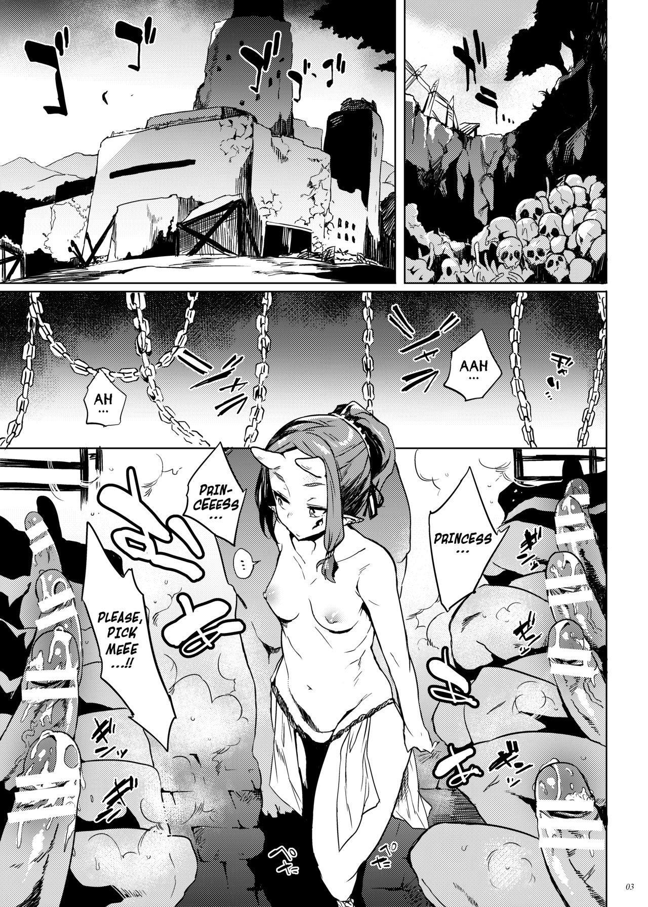Orc no Ohime-sama wa Ranshi ga Tsuyosugiru | An Orc Princess's Eggs Are Crazy Strong! 1