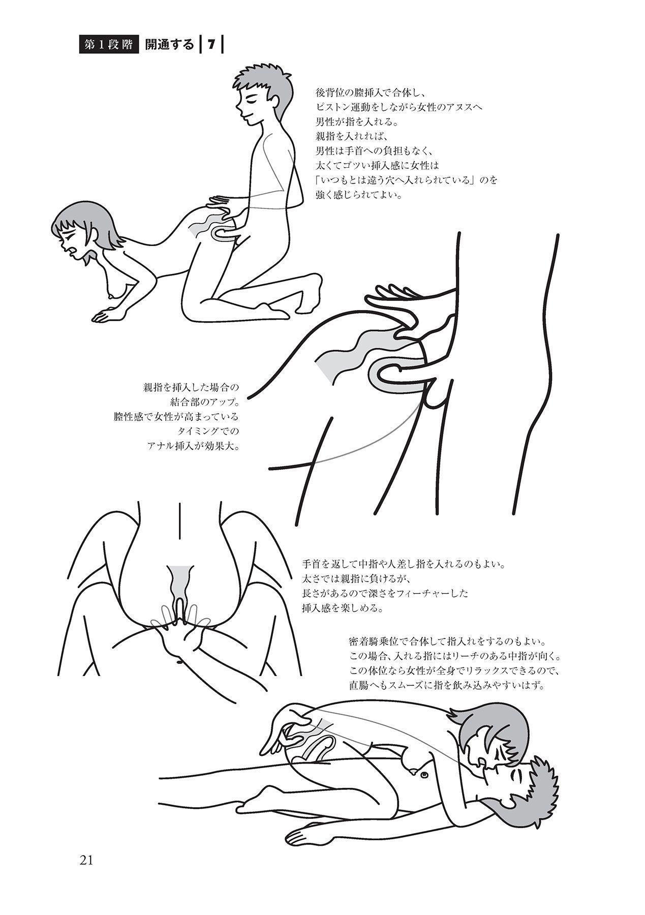アナル性感開発・お尻エッチ 完全マニュアル 22