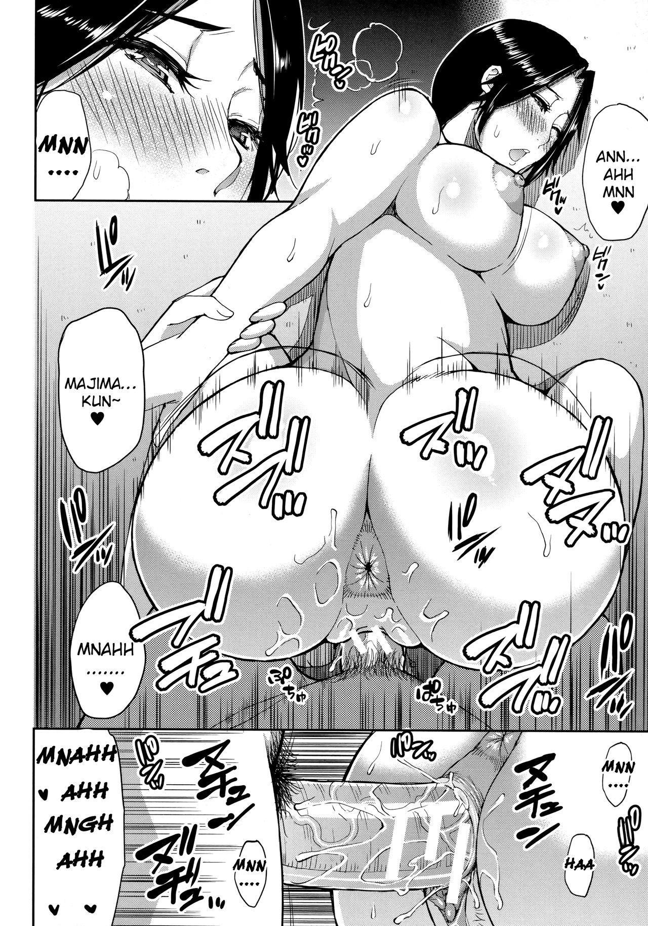 [Shunjou Shuusuke] Onegai, Sukoshi Yasumasete... ~Karada Torokeru Sex no Ato ni~ Ch. 2, 4 [English] [Raknnkarscans] 36