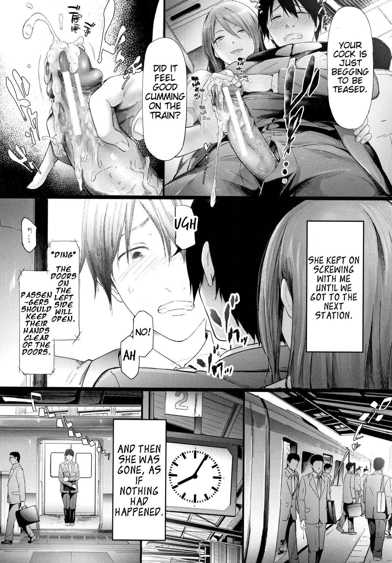 TR Gyaku Chikan Senyou Sharyou | Female Molester Train Ch. 1 -2 16