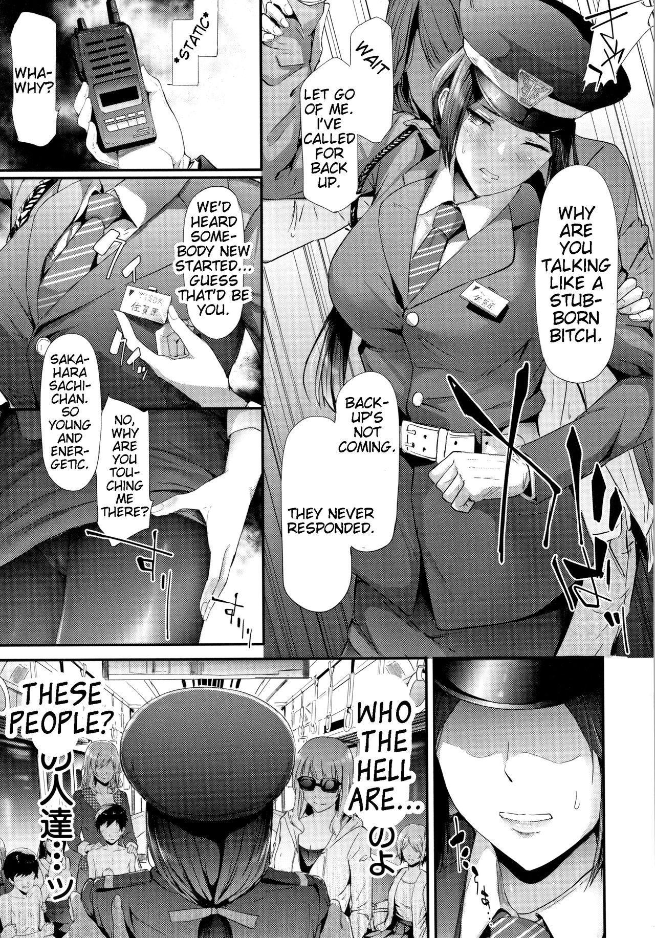 TR Gyaku Chikan Senyou Sharyou | Female Molester Train Ch. 1 -2 71