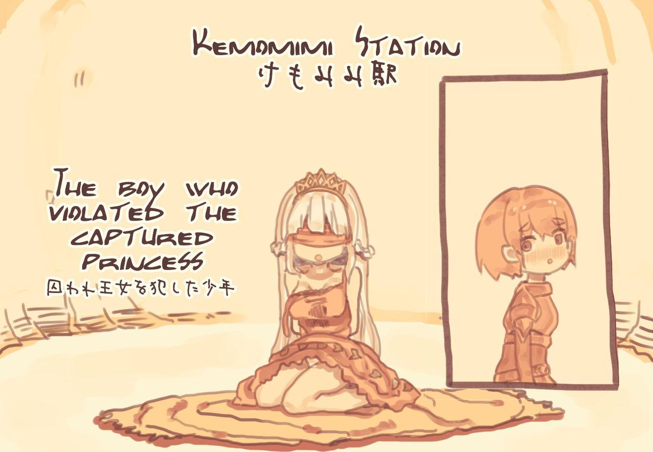 Toraware Oujo o Okashita Shounen | The Boy Who Violated The Captured Princess 0