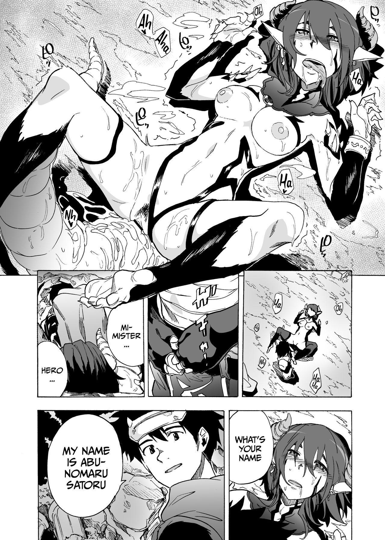 Zetsurin Yuusha to Inran Mazoku 20
