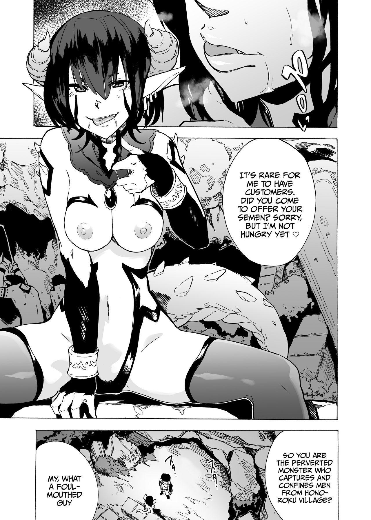 Zetsurin Yuusha to Inran Mazoku 3