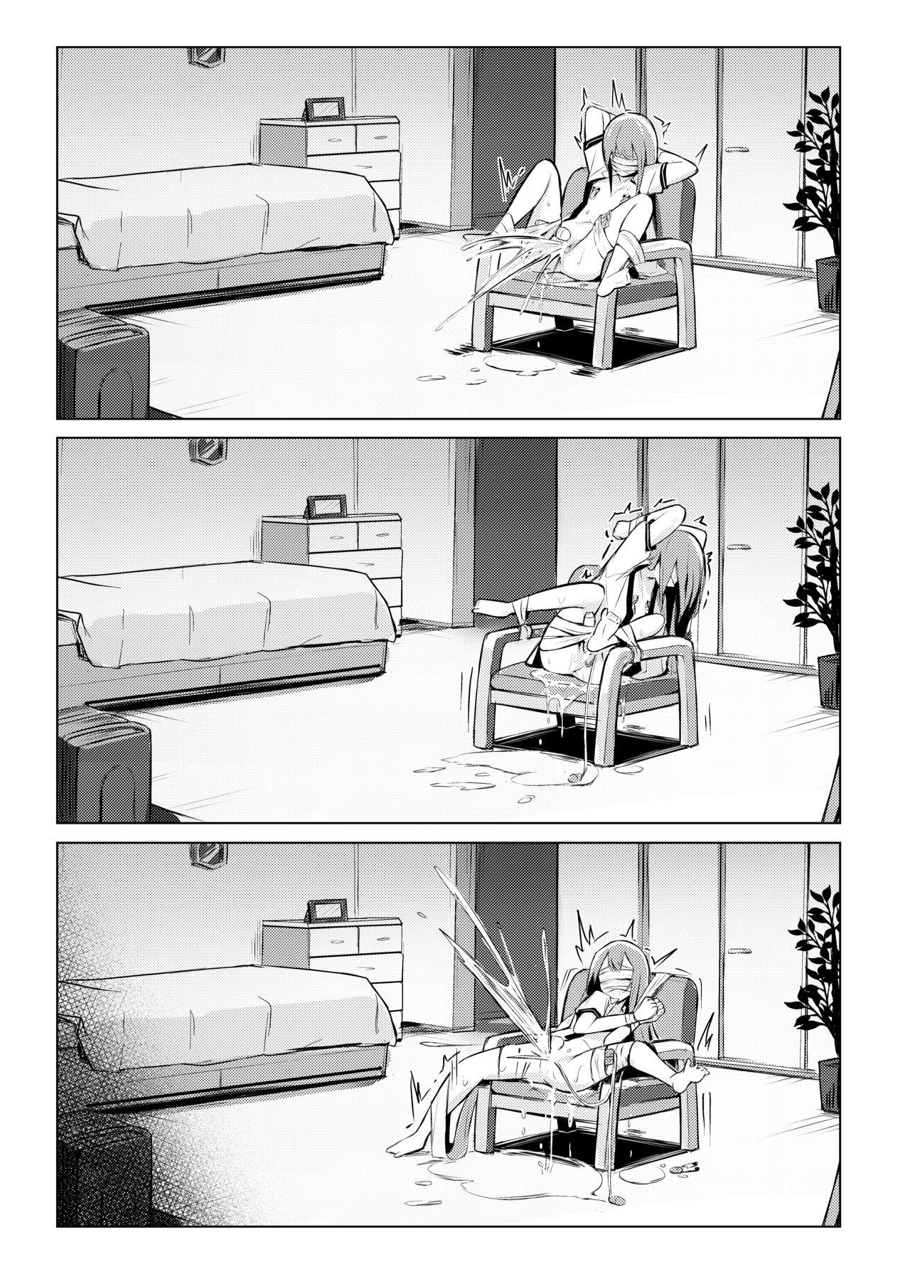[Bochi Bochi no Ki (Borusiti)] Tenshi-chan ga Iku-san ni Oshioki sareru Hon   A Book where Tenshi-chan Gets Punished by Iku-san (Touhou Project) [English] [Digital] 19