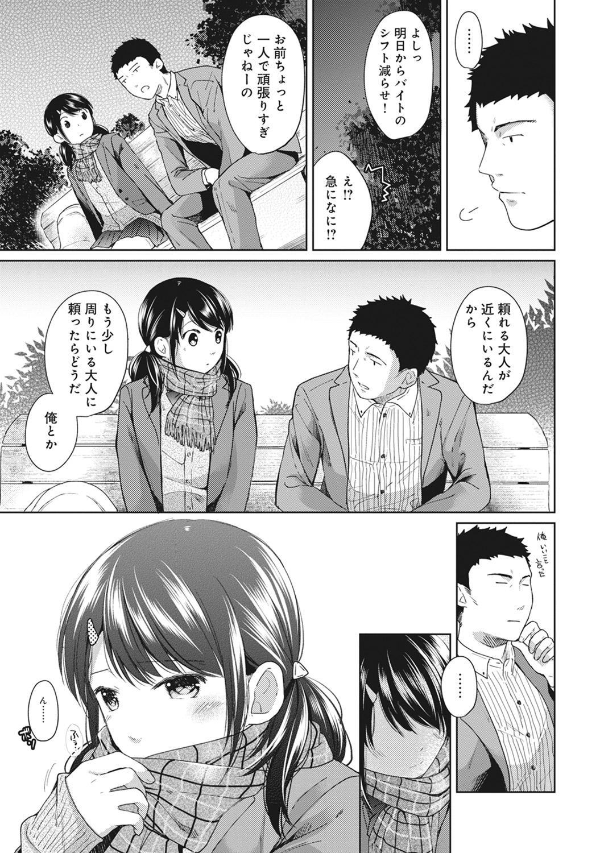 1LDK+JK Ikinari Doukyo? Micchaku!? Hatsu Ecchi!!? Ch. 1-23 132