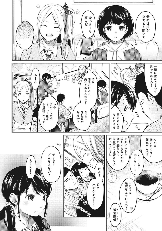 1LDK+JK Ikinari Doukyo? Micchaku!? Hatsu Ecchi!!? Ch. 1-23 179