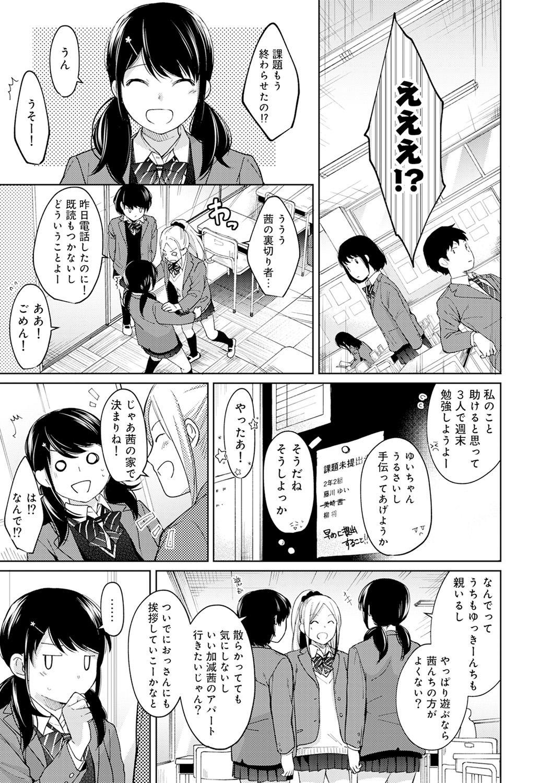1LDK+JK Ikinari Doukyo? Micchaku!? Hatsu Ecchi!!? Ch. 1-23 250