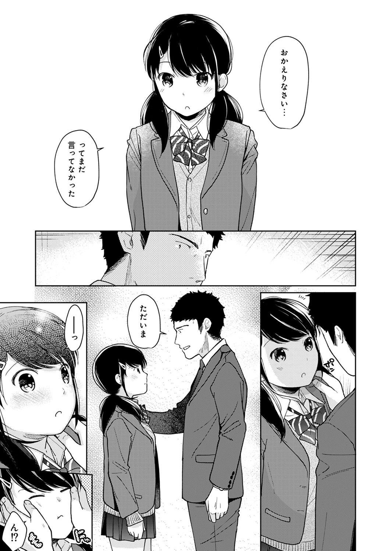 1LDK+JK Ikinari Doukyo? Micchaku!? Hatsu Ecchi!!? Ch. 1-23 371