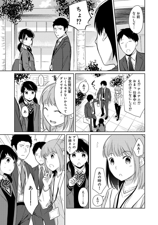 1LDK+JK Ikinari Doukyo? Micchaku!? Hatsu Ecchi!!? Ch. 1-23 396