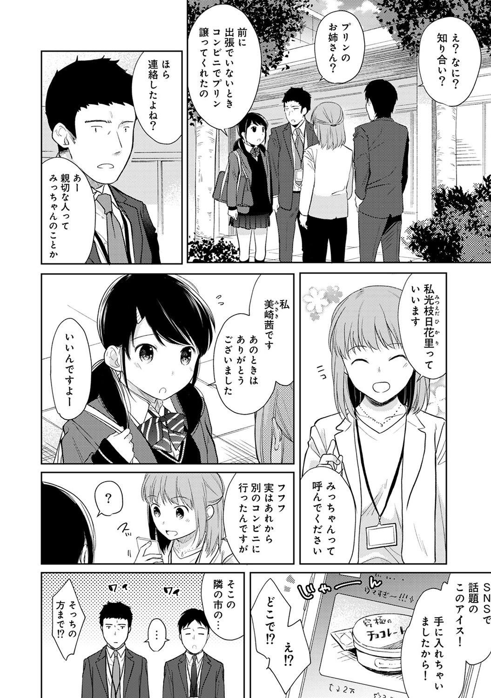 1LDK+JK Ikinari Doukyo? Micchaku!? Hatsu Ecchi!!? Ch. 1-23 397