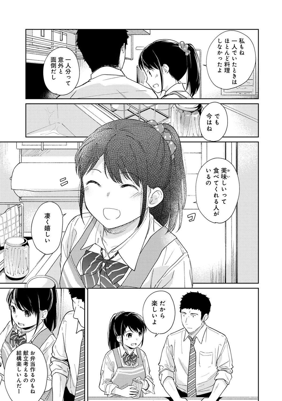 1LDK+JK Ikinari Doukyo? Micchaku!? Hatsu Ecchi!!? Ch. 1-23 429