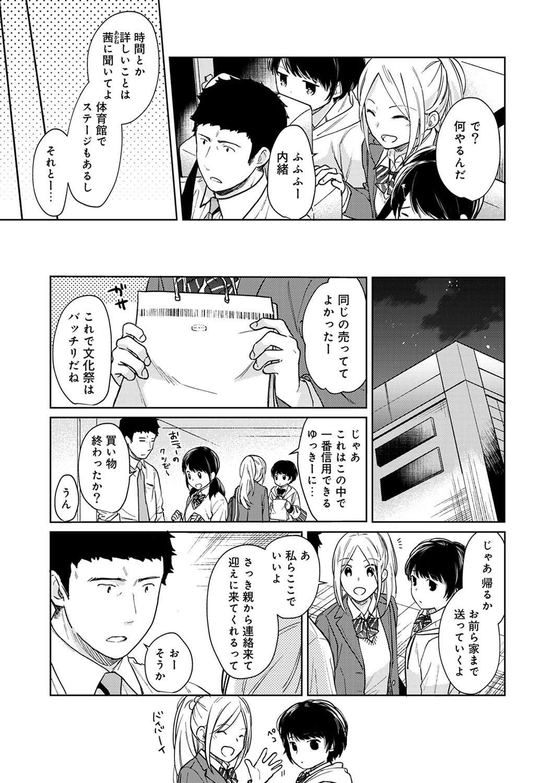 1LDK+JK Ikinari Doukyo? Micchaku!? Hatsu Ecchi!!? Ch. 1-23 452