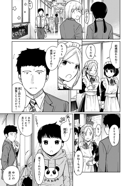 1LDK+JK Ikinari Doukyo? Micchaku!? Hatsu Ecchi!!? Ch. 1-23 501