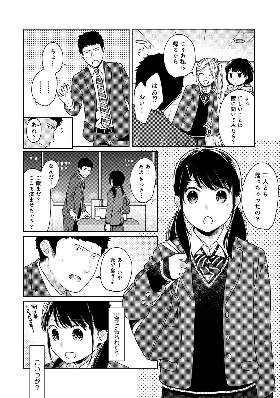 1LDK+JK Ikinari Doukyo? Micchaku!? Hatsu Ecchi!!? Ch. 1-23 532