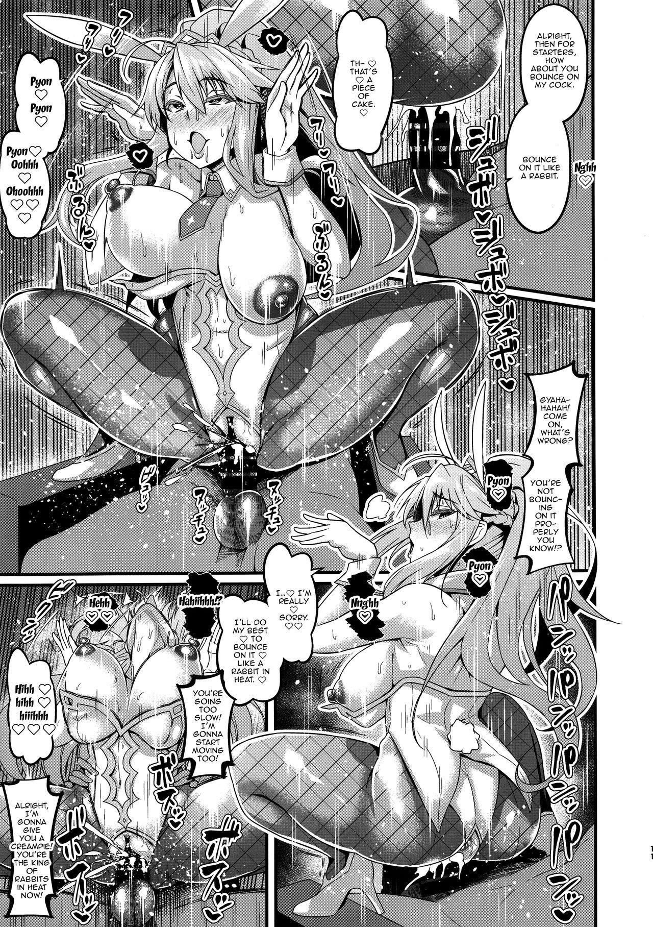 Las Vegas Bitch Kengou Sex Nanairo Shoubu   The Seven Colored Duels of the Slutty Swordmasters in Las Vegas 9