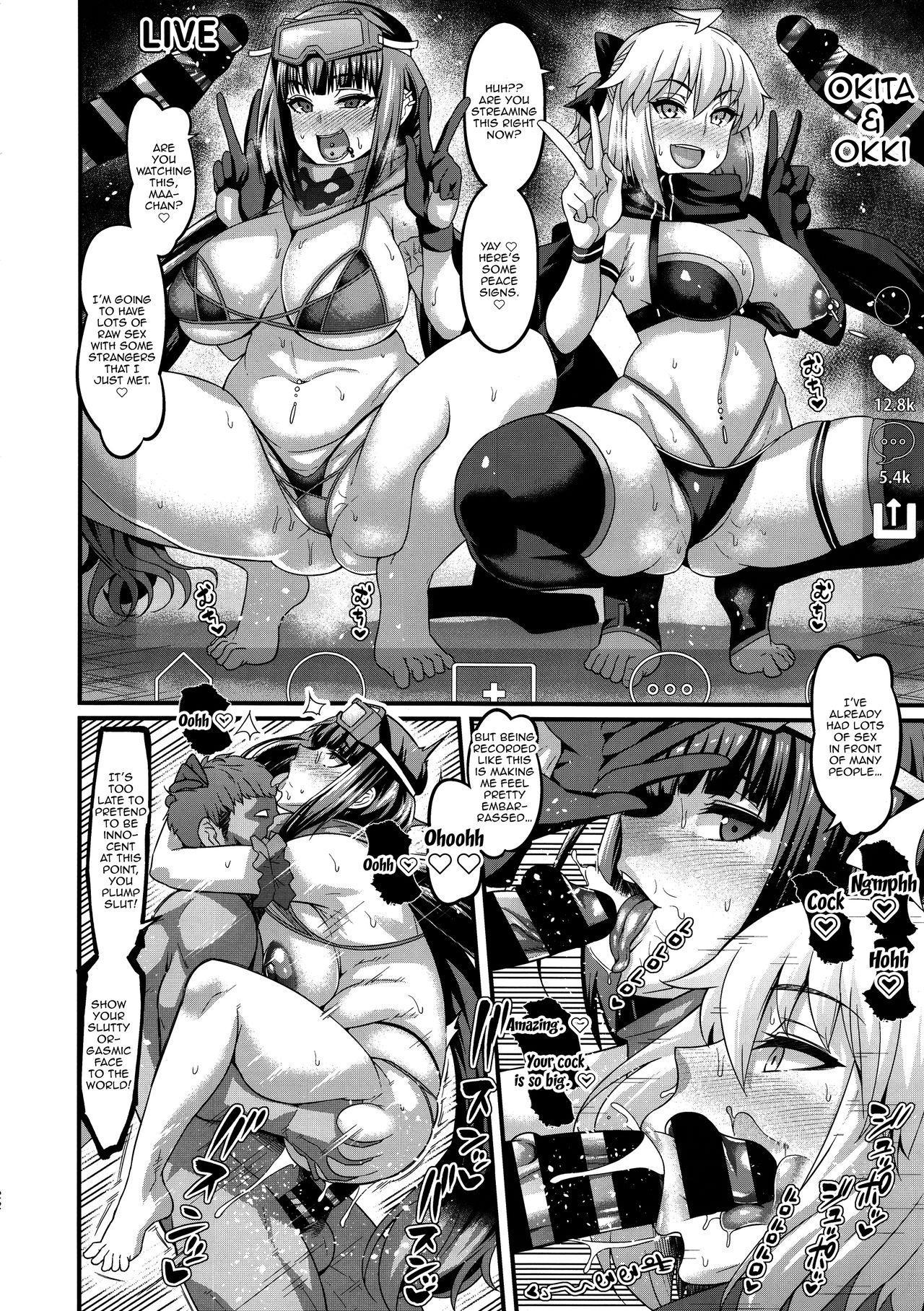 Las Vegas Bitch Kengou Sex Nanairo Shoubu   The Seven Colored Duels of the Slutty Swordmasters in Las Vegas 20