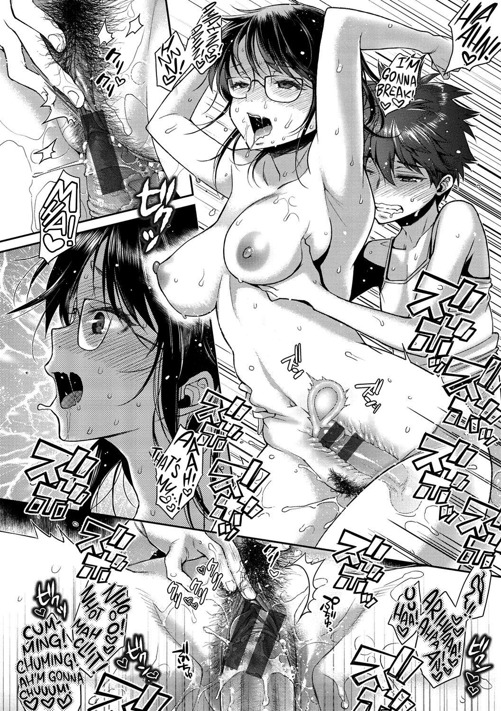 [Karube Guri] Tonari no Tsuiteru GothLoli-chan | Goth Loli-chan Next Door (Fushidara Honey) [English] [Fated Circle] [Digital] 17