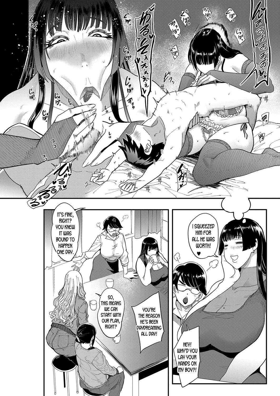 [Otochichi] Ura PTA ~Mama-tachi no Oshibori Sex Daisakusen~   Underground PTA -The Mommies' Milking Sex Tactic- (COMIC Mugen Tensei 2020-06) [English] [desudesu] [Digital] 29