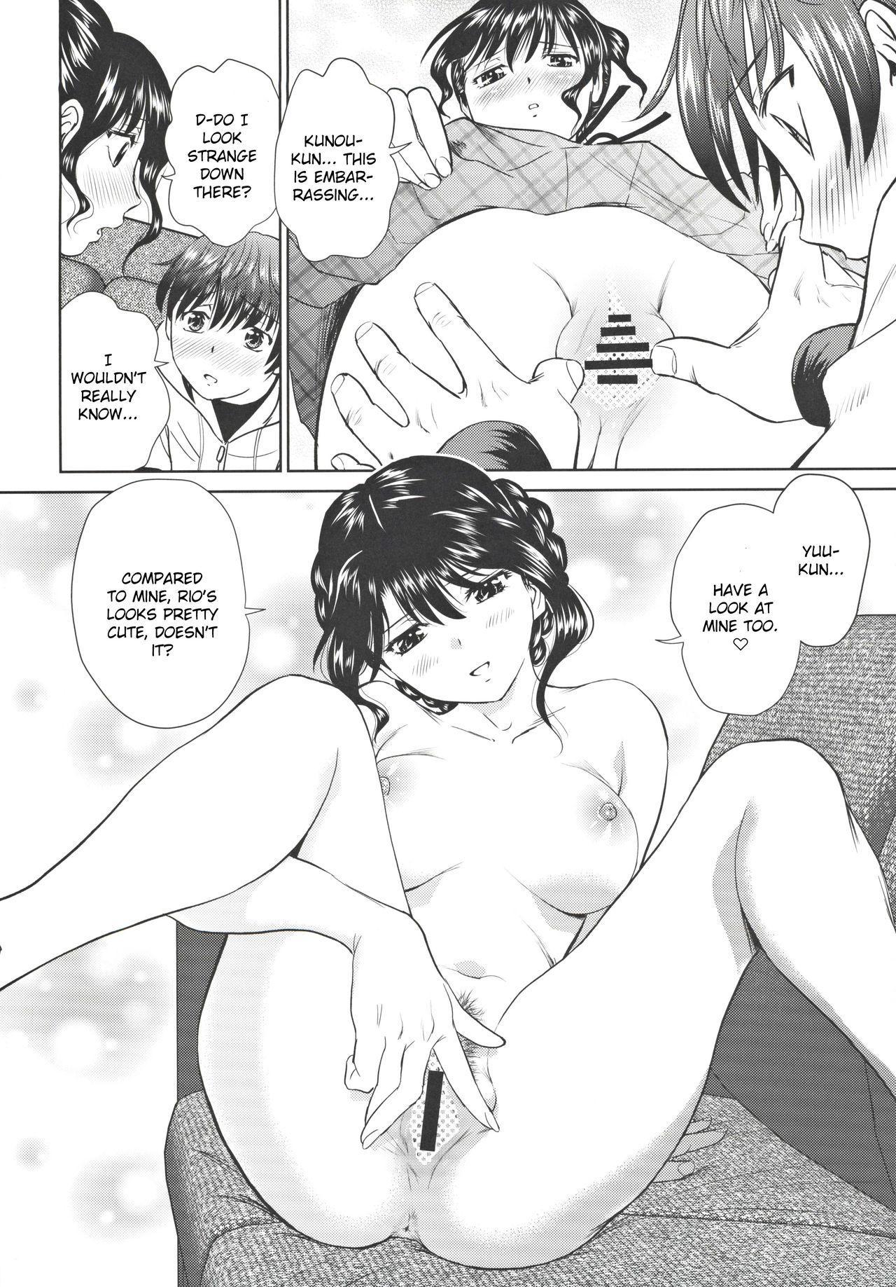 Tonari no Razoku   Nudist Neighbors 10