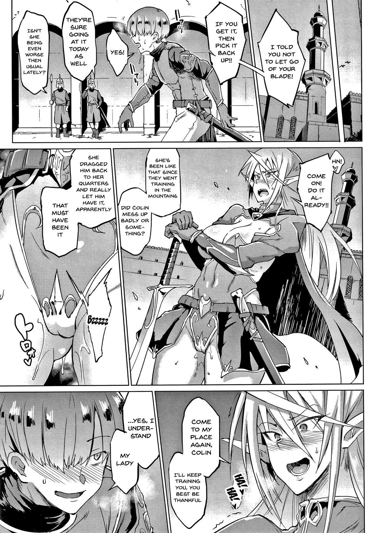 [Fan no Hitori] Sennen Reijou ~My Lady, My Master~  Ch.1-6 [English] {Doujins.com} 29