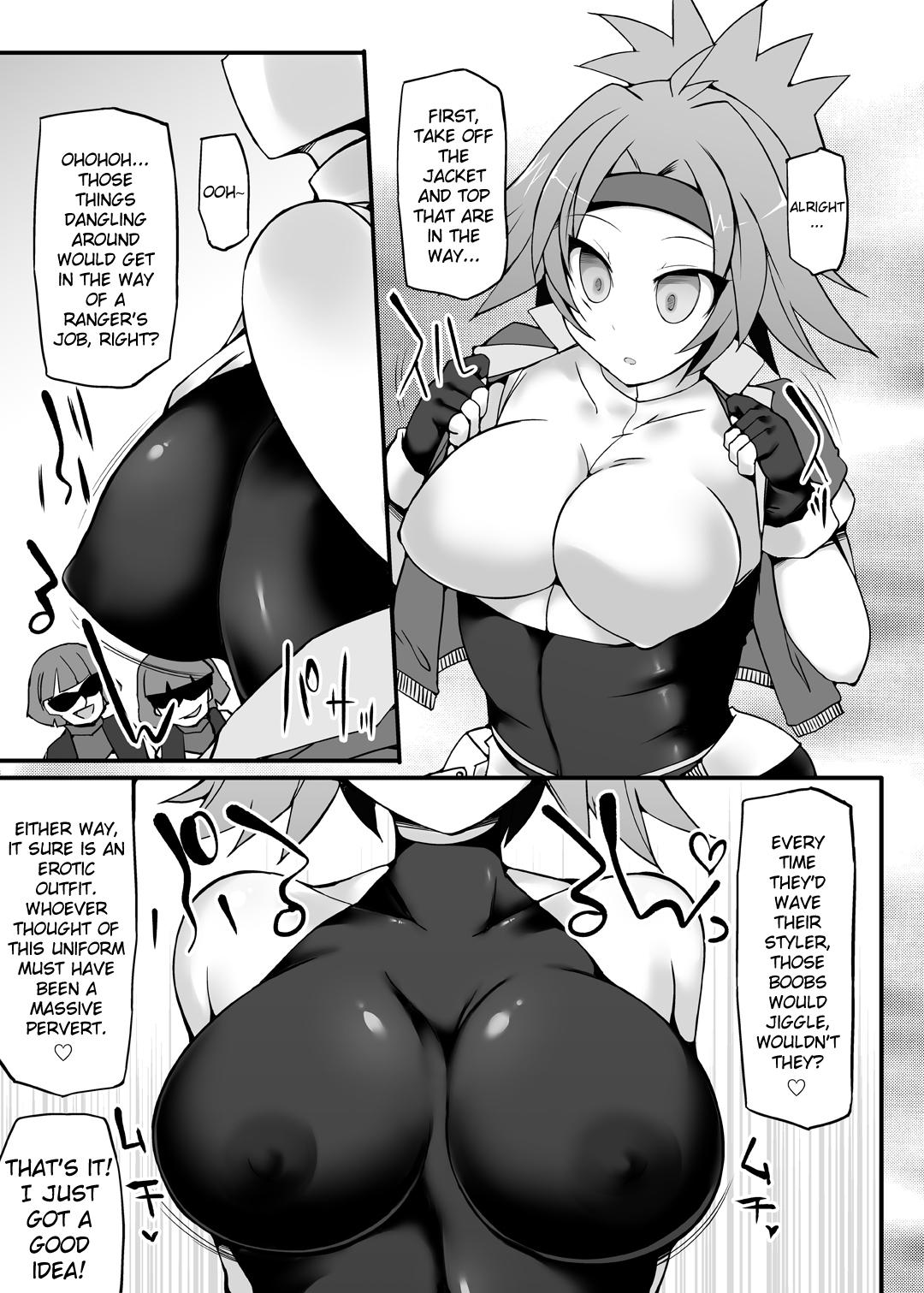 [Stapspats (Hisui)] Pokémon Ranger Hinata Kyousei Saimin Capture ~Onna Ranger Dosukebe Saimin Choukyou~ | Pokémon Ranger Solana's Forced Hypnosis Capture ~Female Ranger's Sexual Hypnosis Training~ (Pokémon) [Digital] [English] 6