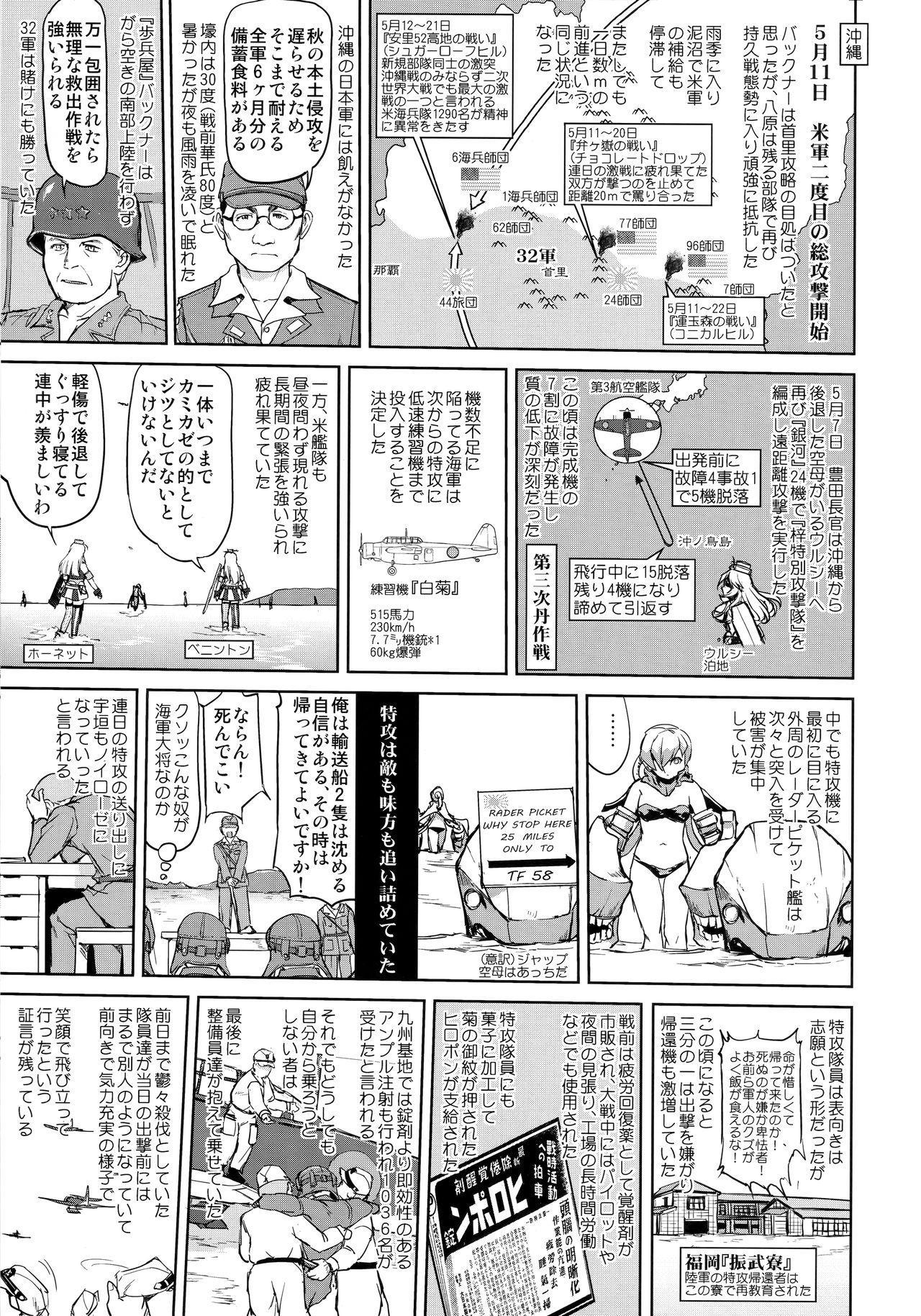 Teitoku no Ketsudan Kanmusu no Ichiban Nagai Hi 27