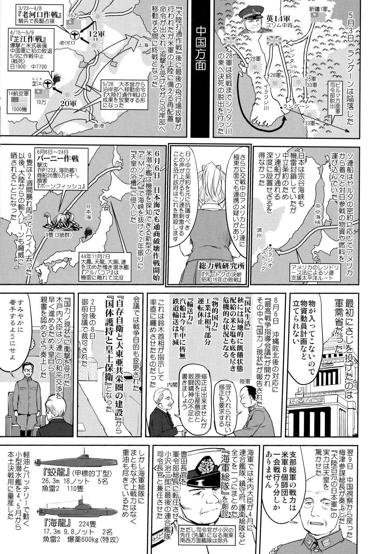 Teitoku no Ketsudan Kanmusu no Ichiban Nagai Hi 29
