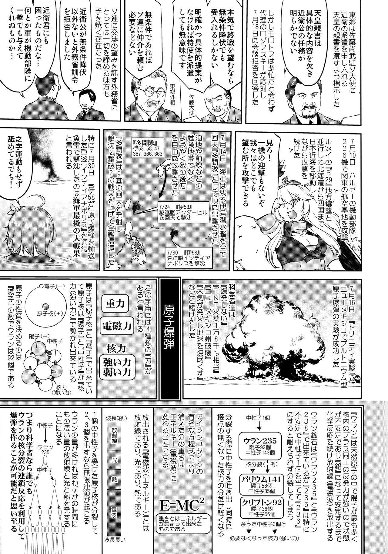 Teitoku no Ketsudan Kanmusu no Ichiban Nagai Hi 41