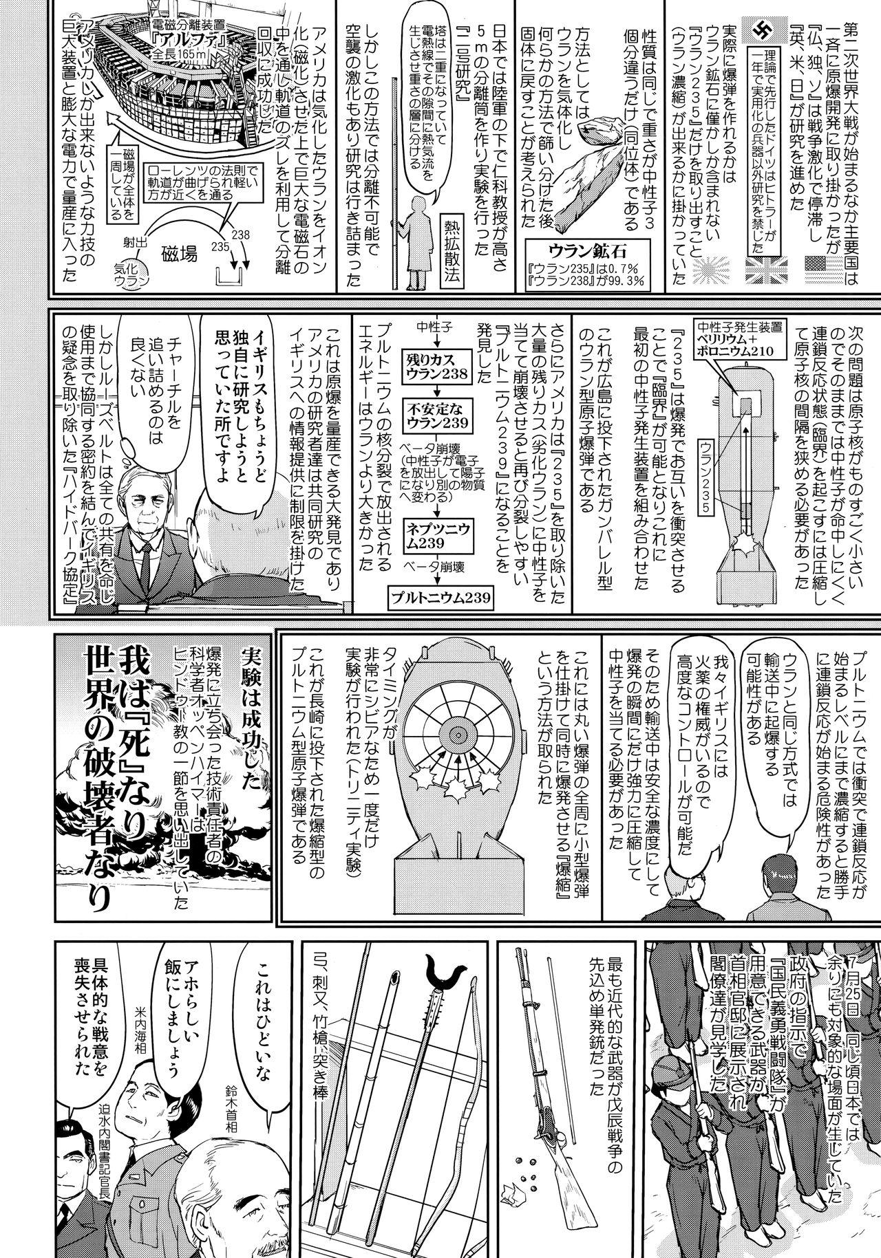 Teitoku no Ketsudan Kanmusu no Ichiban Nagai Hi 42