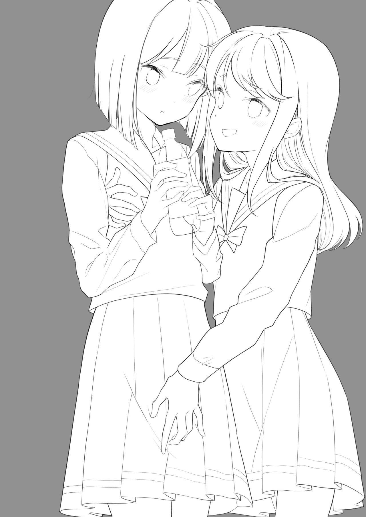 Succubus no Yuri na Hanashi 1 and 2 62