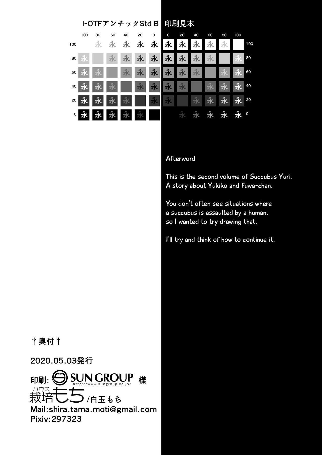 Succubus no Yuri na Hanashi 1 and 2 73