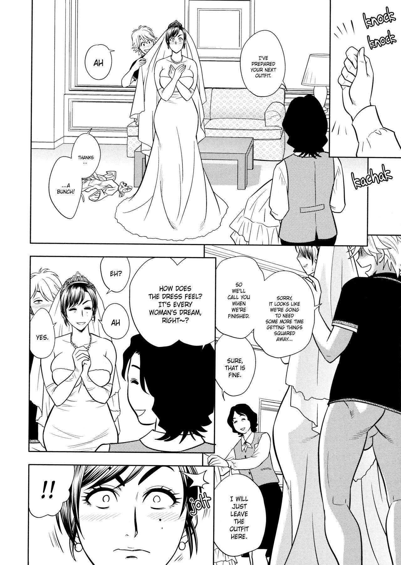 [Tatsunami Youtoku, Yamazaki Masato] Bijin Henshuu-chou no Himitsu | Beautiful Editor-in-Chief's Secret Ch. 1-7 [English] [Forbiddenfetish77, Red Vodka, Crystalium, CEDR777] [Decensored] 93