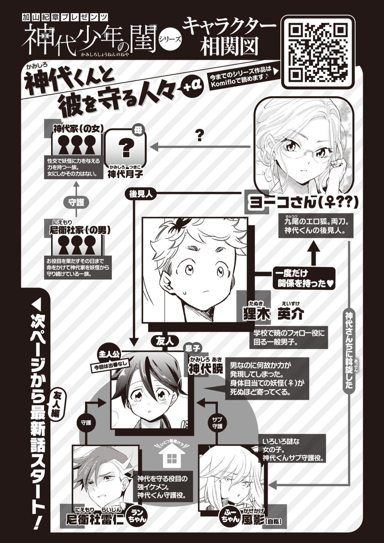 COMIC Kairakuten BEAST 2020-07 182