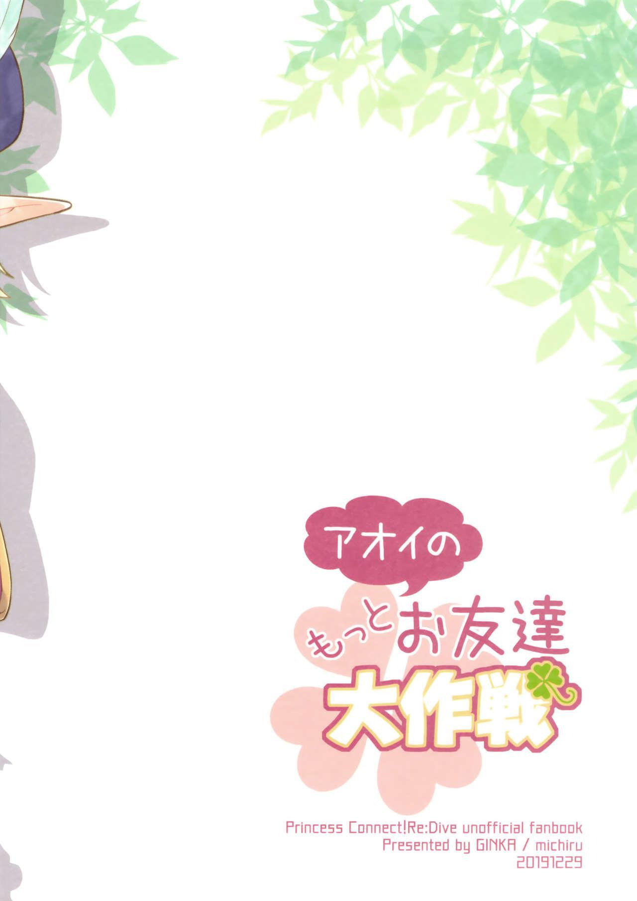 Aoi no Motto Otomodachi Daisakusen 24