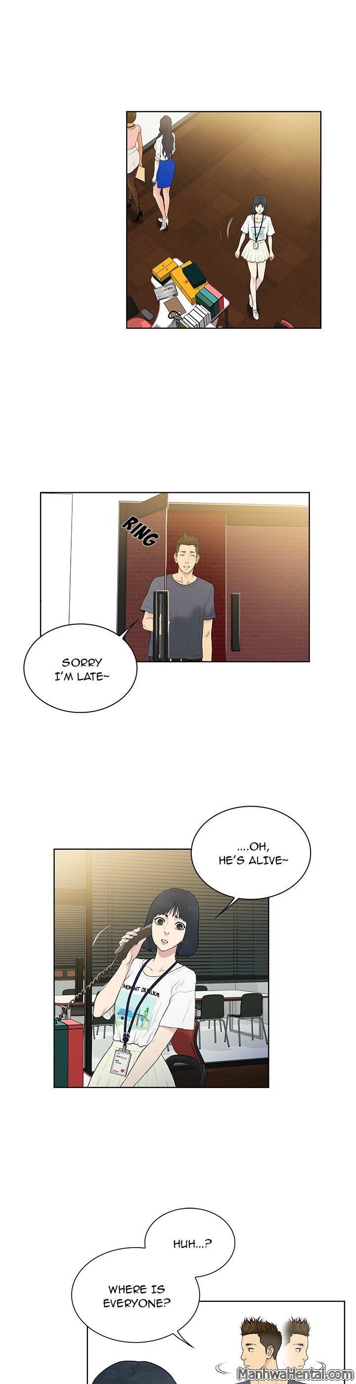 The Stand-up Guy Ch.56/56 52