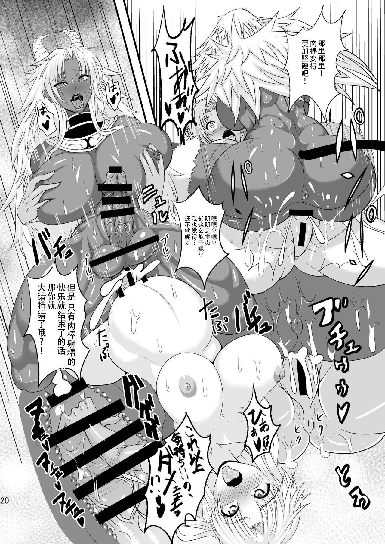Musou Tensei Stella Knight 19