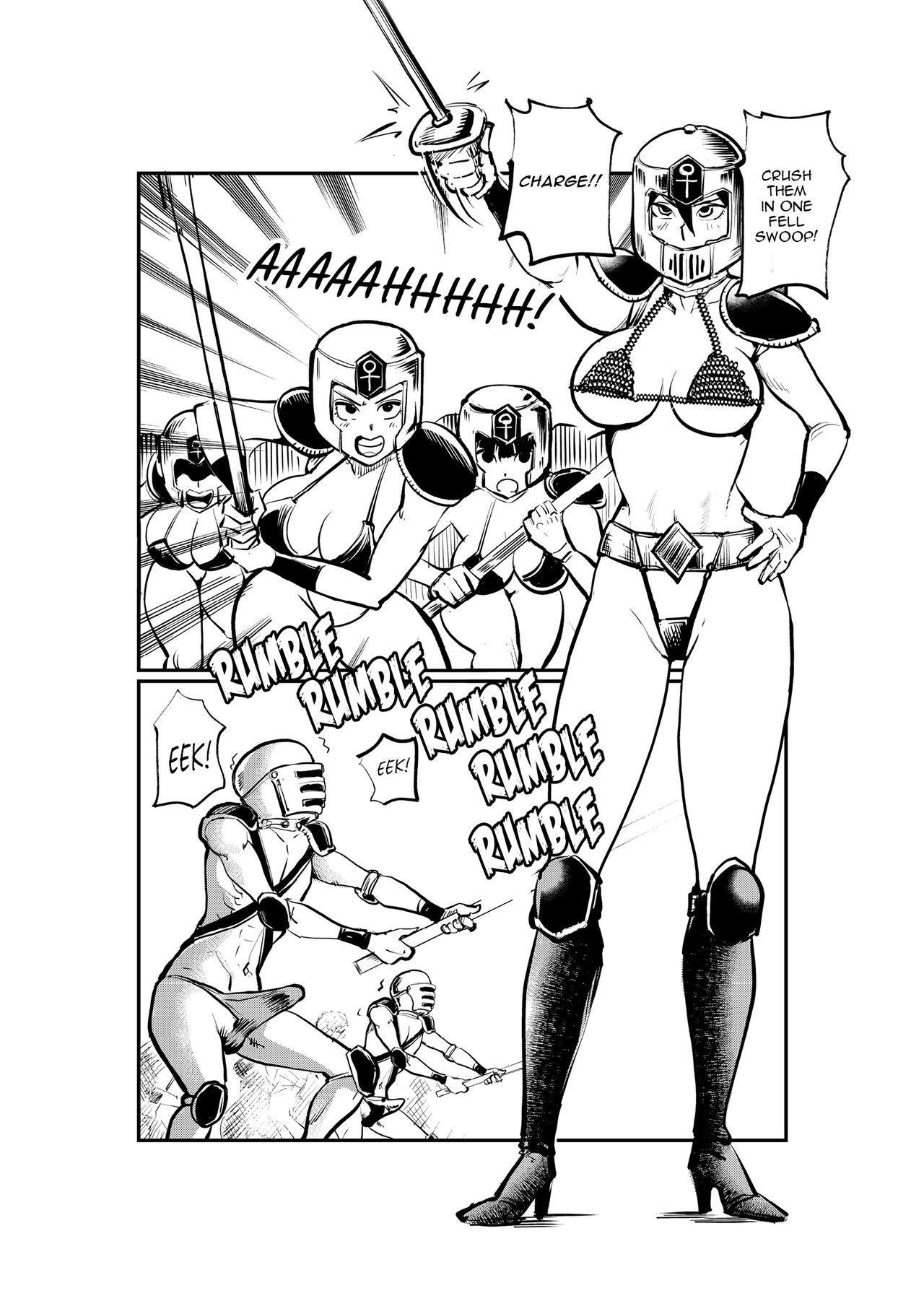 Onna Otoko Sensou 3