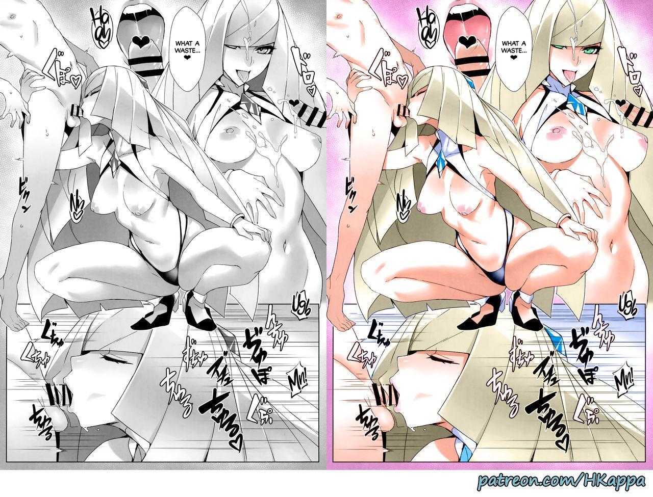 [Patreon] HKappa: Venus Infection - Ban! - Pokemon English Full Color 12